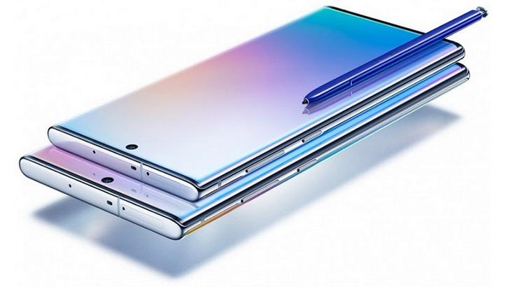 Samsung Galaxy Note10 и Note10+