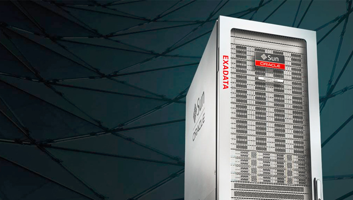 Oracle Exadata Database Machine X8M