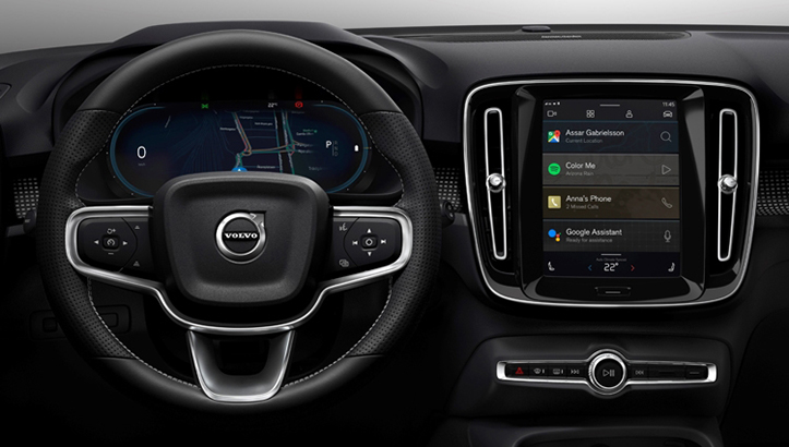 Volvo XC40 Android