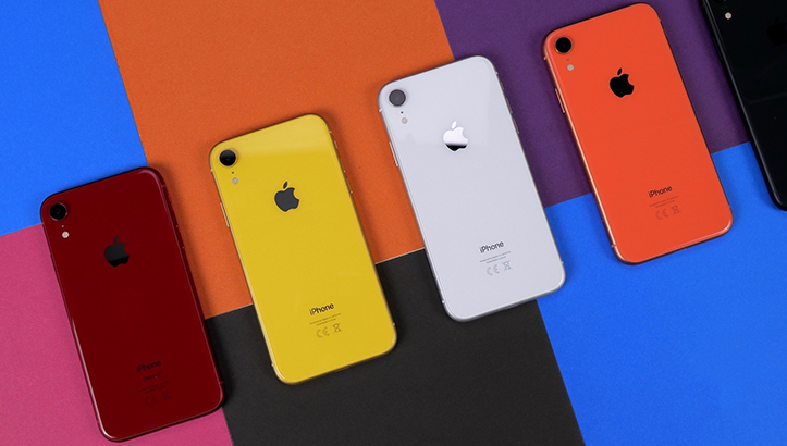 Apple iPhone XR в мире