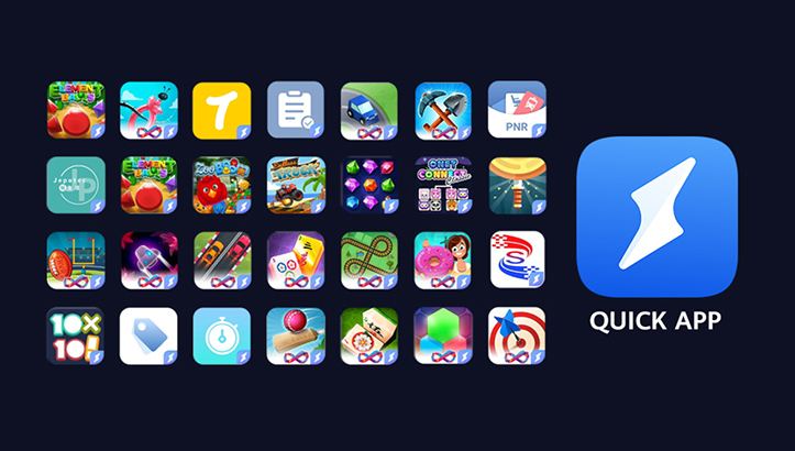 Huawei Quick Apps