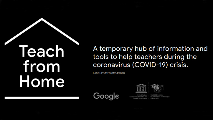 Google Teach from Home