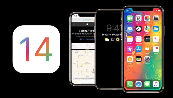 Apple iPhone iOS 14