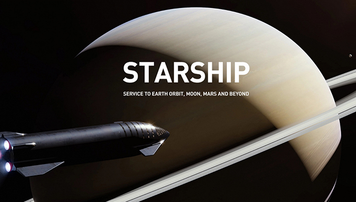 Starship SpaceX