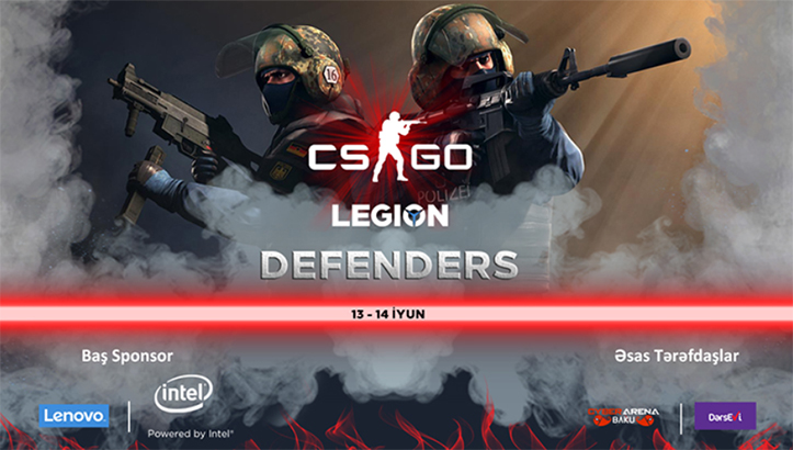 Legion Defenders | CS: GO