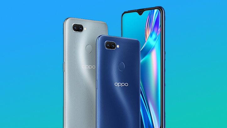 Oppo A12s