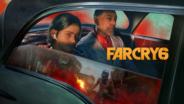 Ubisoft Far Cry 6