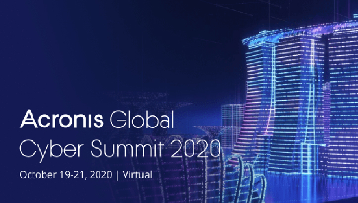Acronis Global Cyber Summit