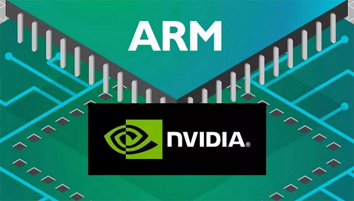 NVIDIA Arm Qualcomm