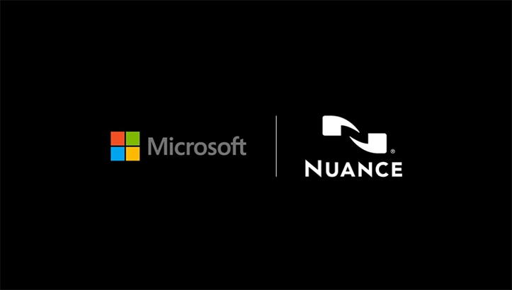 Microsoft Nuance Communications